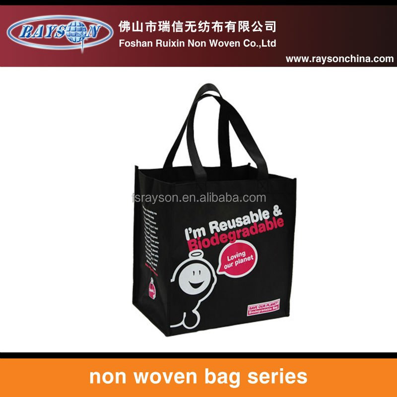 Large nonwoven fruit bag /laminated fruit non woven bag