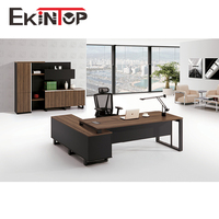 Ekintop modern design managing director executive desk ceo office furniture