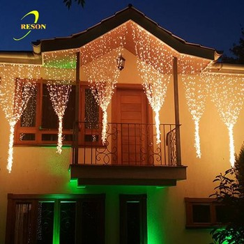 Outdoor Hanging On the Wall led Curtain Light