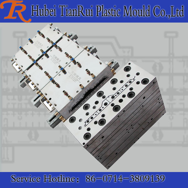 PVC plastic board indoor ceiling roof extrusion mold
