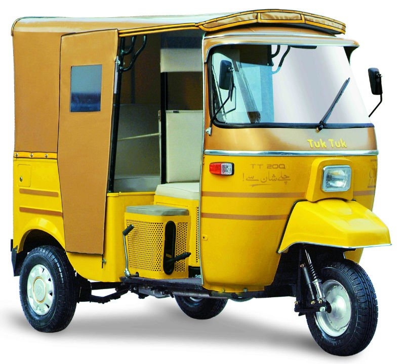 Super Asia Three Wheeler Tuk Tuk