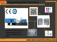 plastic injection mold machine cost