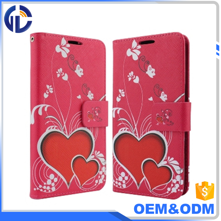 android phone case manufacturing mobile phone wallet case for iphone 7 6