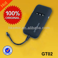 New Realtime GSM/GPRS/GPS Car gps Vehicle Tracker Quad Band Tracking Device