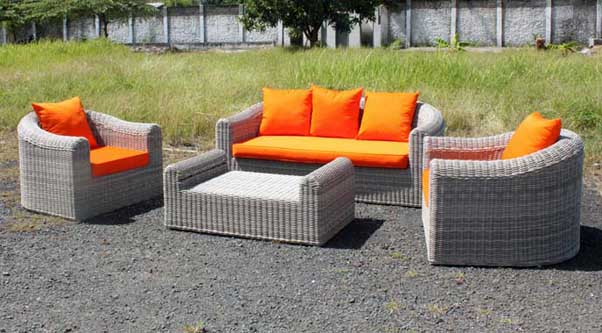 Rattan PE Synthetic