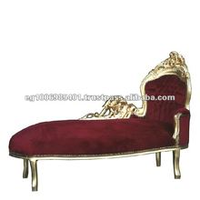 Chaise Lounge antique furniture reproductions baroque and french louis xv style chaise lounges