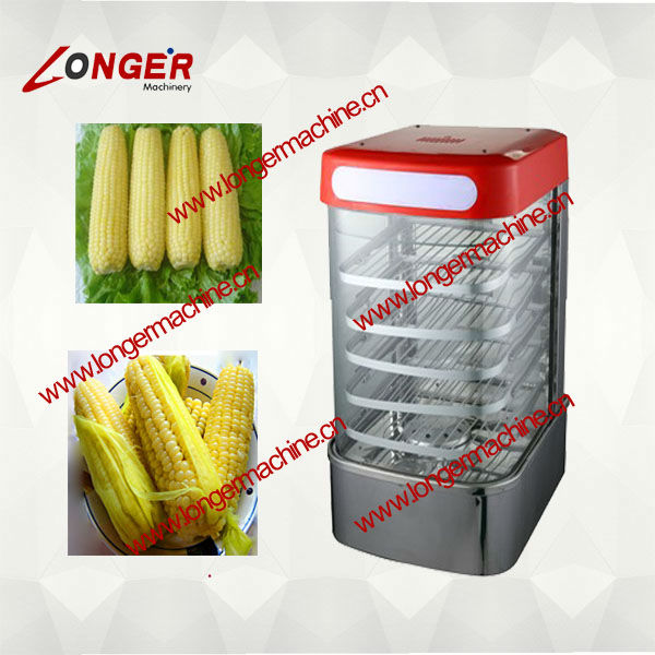 Corn Steamer Machine