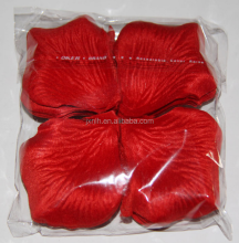 wedding rose petal in non-woven fabrics material confetti