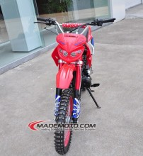 CE Approved 150cc 4 Stroke Dirt Bike/Motocross with Hydraulic Disc