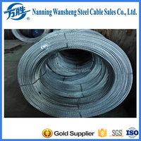 Galvanized Ground Wire