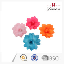 Cool Iso92001-2008 Certificate Artificial Flower India Large Flower Hair Claw Clips
