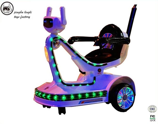 NEW DESIGN!!HEB1258 Pinghu Lingli baby electrical tricycle with LED light, beautiful child electrical tricycle