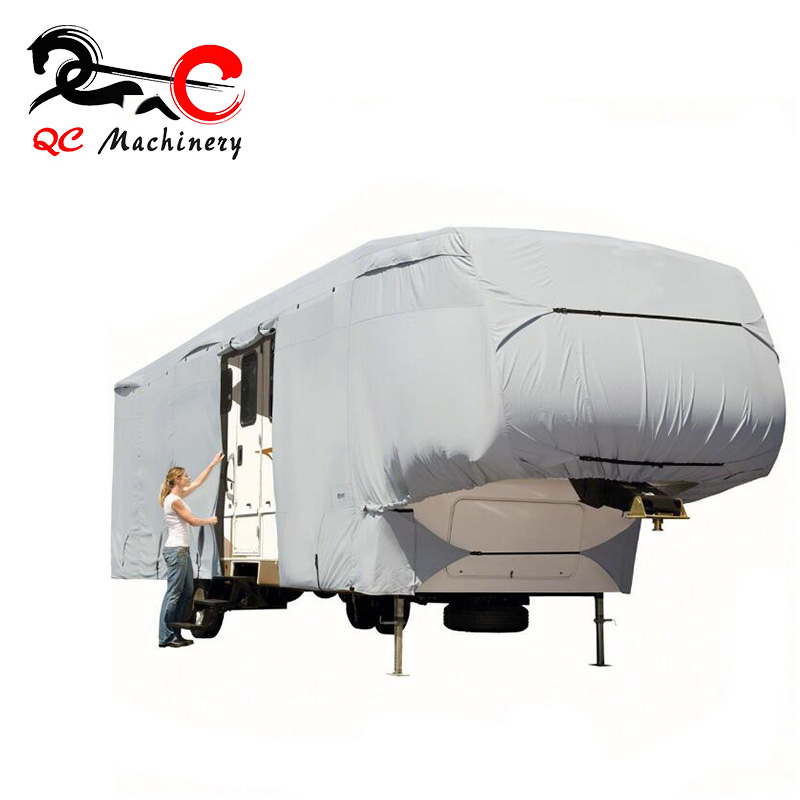 factory direct Class B RV cover, water-repellent breathable UV protection caravan cover, camper trailer cover