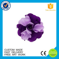 Factory cheap custom promotion brooch pin wholesale