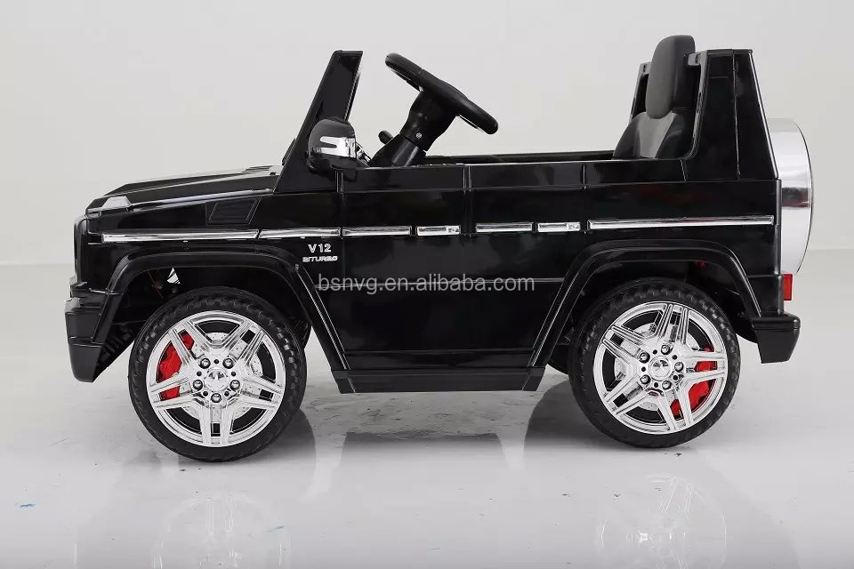 Kids Rechargable Battery Operated Ride On Car Official Licenced G65 Model