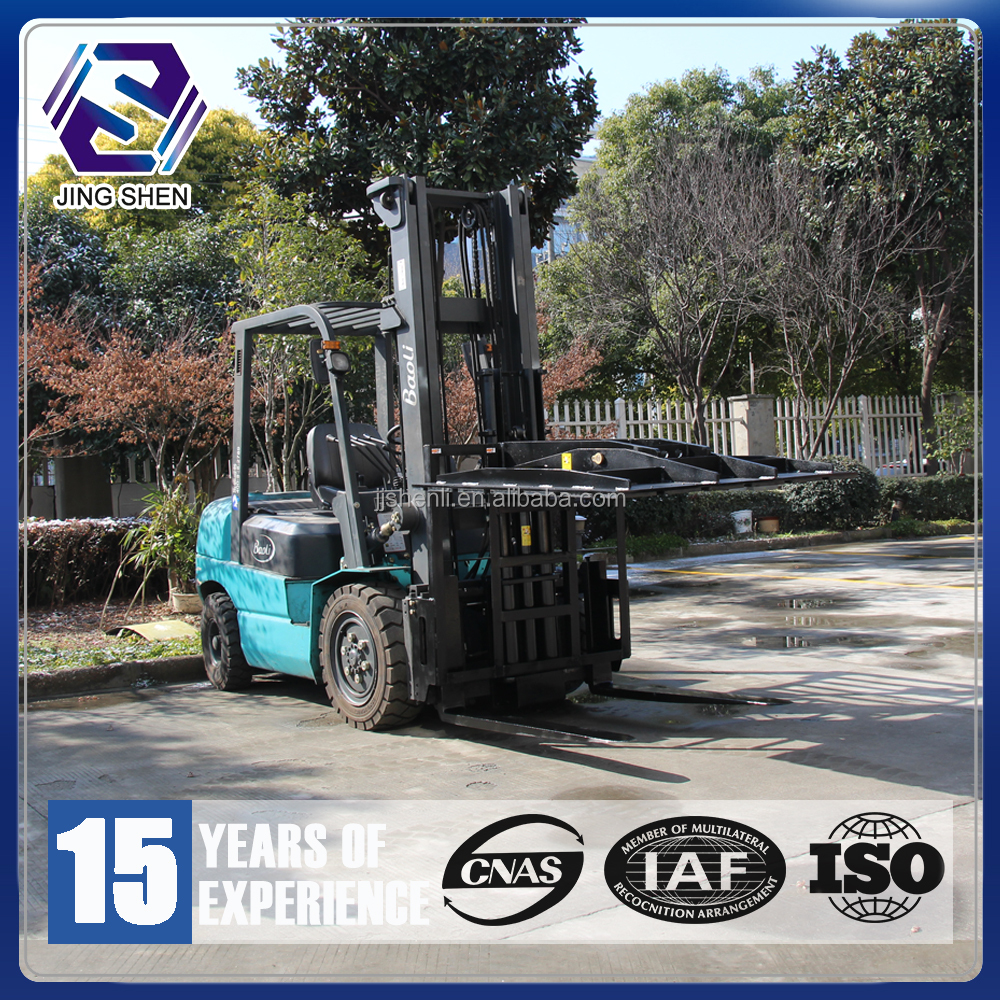 3 ton capacity forklift attachment high performance soft drink load stabilizers