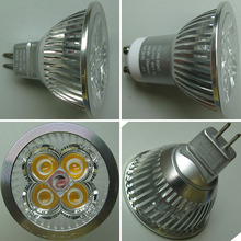 UL FCC CE 3w 4w 5w 6w Aluminum MR16 gu10 GU5.3 smd led spotlight