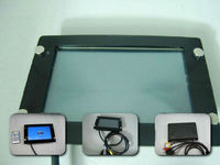 2013 HOT TFT-LCD Resistive Touch Monitor 7 Inch Open Frame Monitor