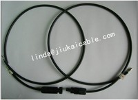 Manufacturer Prices new energy cable solar extension cable for panel system