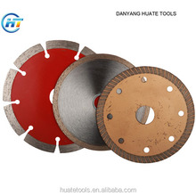 Segment dry cutting diamond saw blade for stone,marble , granite