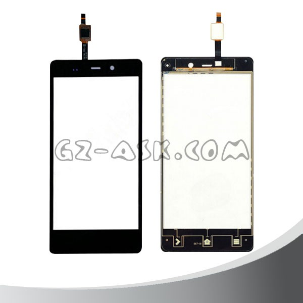 for BLU life Pure L240 Touch Screen Digitizer Front Glass for blu cell phone spare parts
