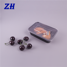 useful thick plastic microwave lunch box with lid