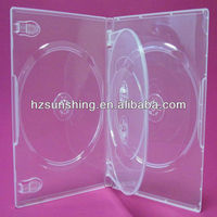 14mm Super Clear DVD Box, VCD Box