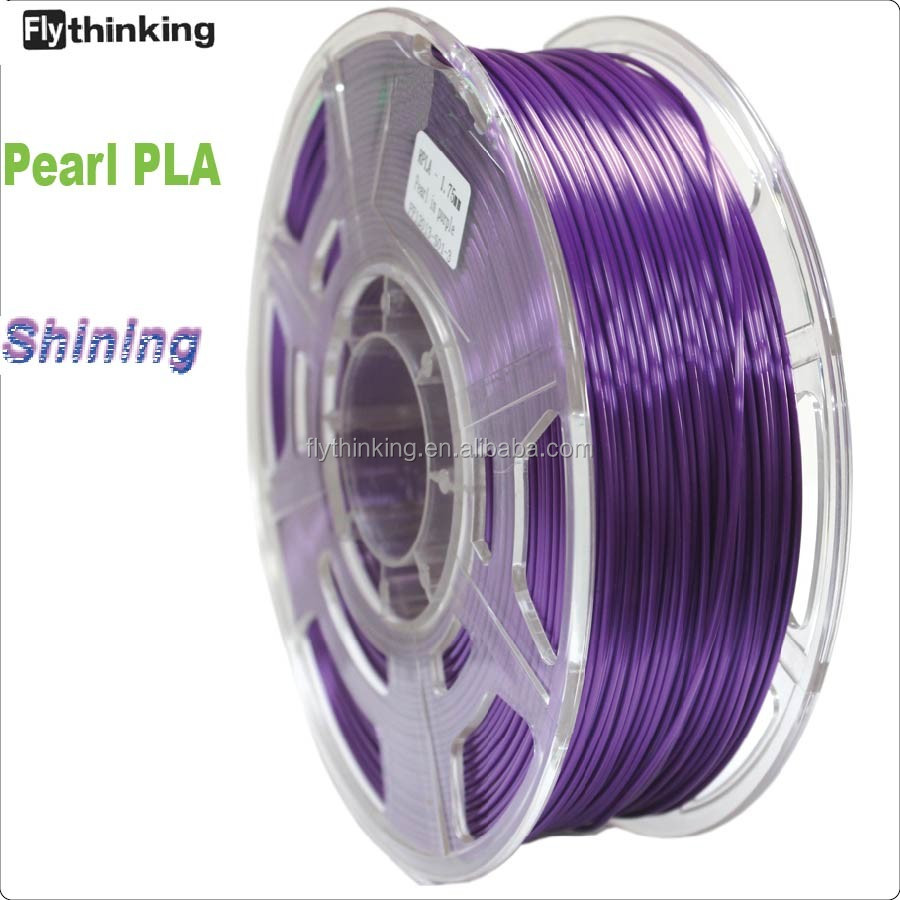 Fly pla abs 3d printing filament 1.75mm 3.0mm used in makerbot 3d printer