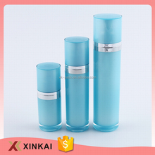 Professional good quality face cream high end cosmetic bottles