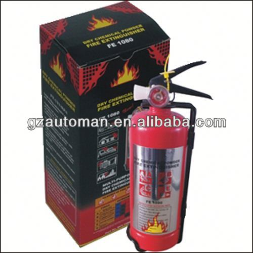 ISO9001 Fire Distinguisher