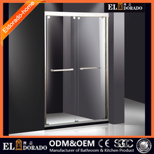 Straight Open Style shower Screen with CCC/SGCC
