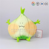 OEM lovely Fruits and vegetables fruits and vegetables plush toy doll garlic, peas. Sydney, cherry