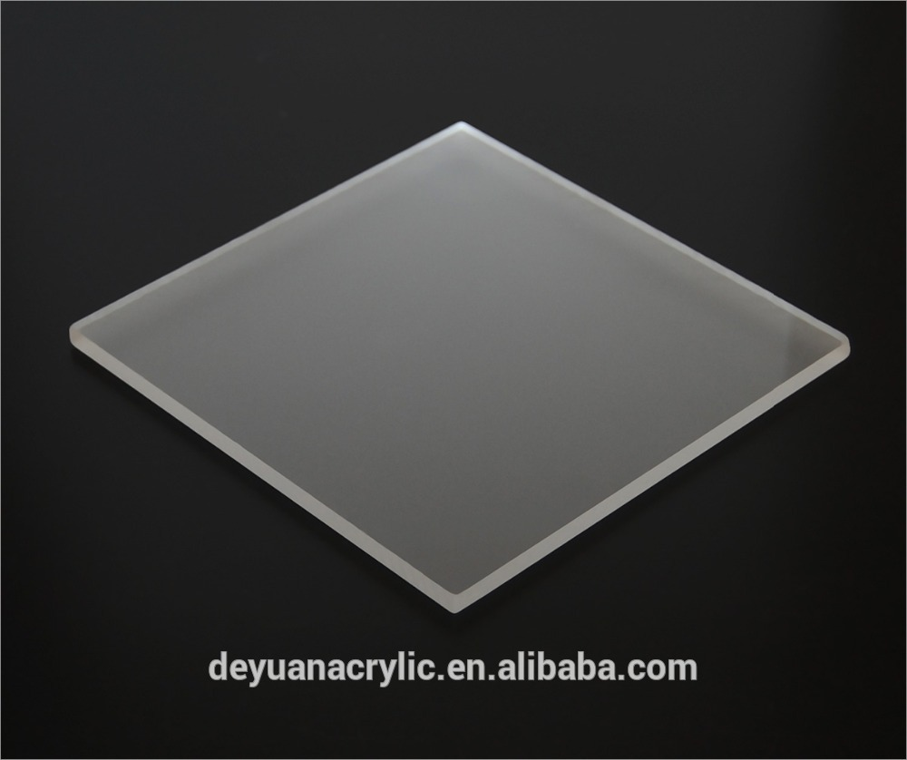 Thin clear plastic acrylic sheet board / plexiglass sheets