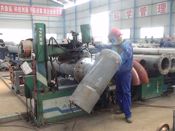 Pipe prefabrication Automatic Welding Machine -GMAW