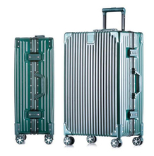 High Quality President Aluminum Frame Trolley Luggage with Great Price