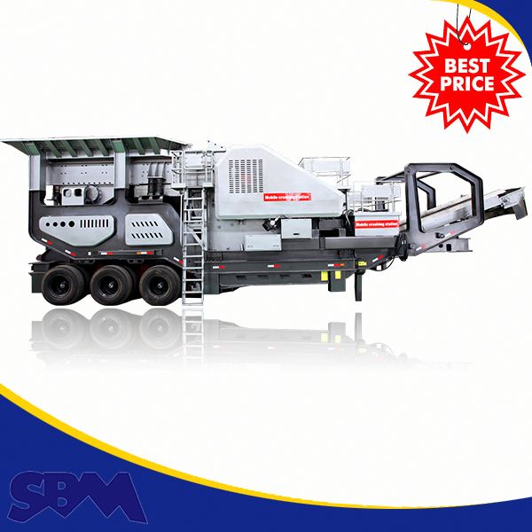 Professional Designed stone crusher construction waste recycling plant