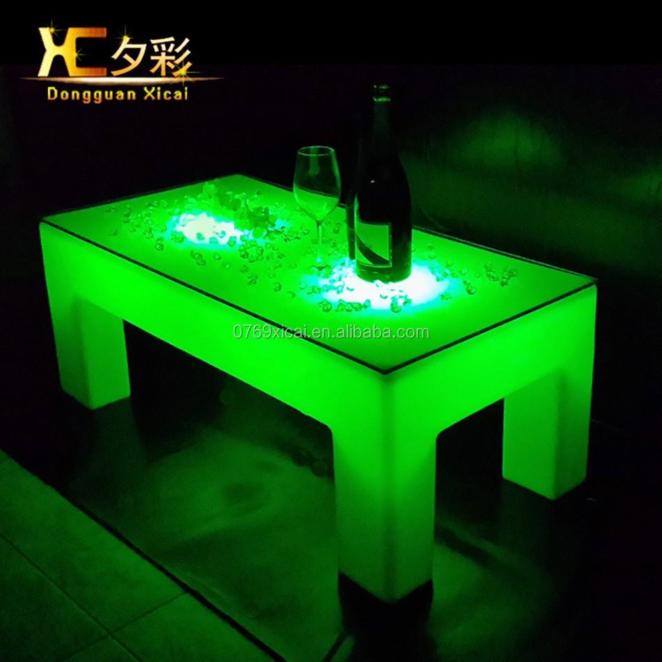 стол из светодиодов своими руками