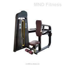 Commercial Body Building Trainer MND-F26 Seated Dip Machine Gym Fitness Equipment Exercise Sports Machine Hot Sales