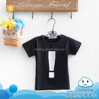 China manufacturers excalmatory mark new pattern soft fabric comfortable simple design cotton boys t shirt wholesale of 2-7 year