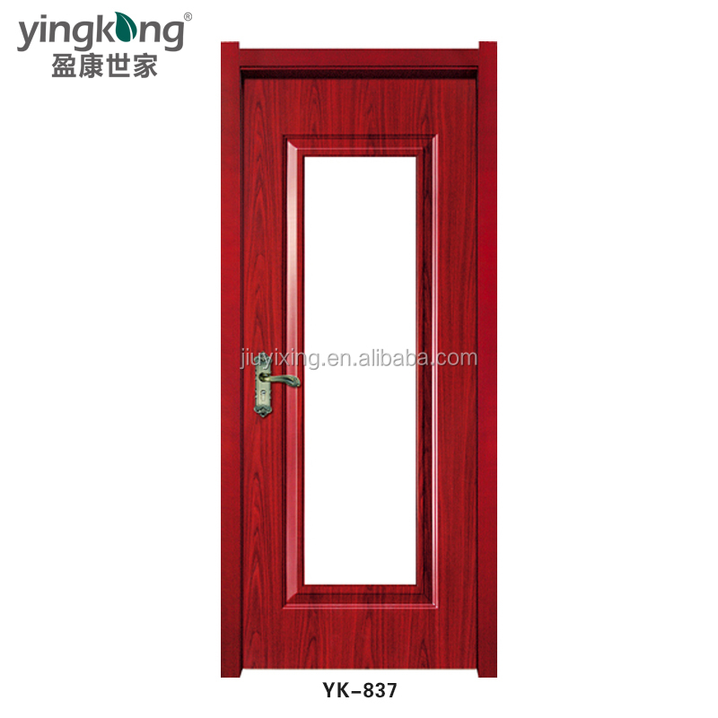 Yk837 Wpc Pvc Interior Wooden Door Alibaba Com China Manufacturers Malaysia M