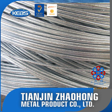 24gauge galvanized steel wire for steel nets