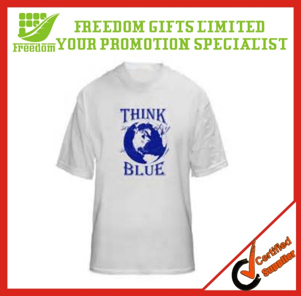Customized and Promotional Print T-shirt