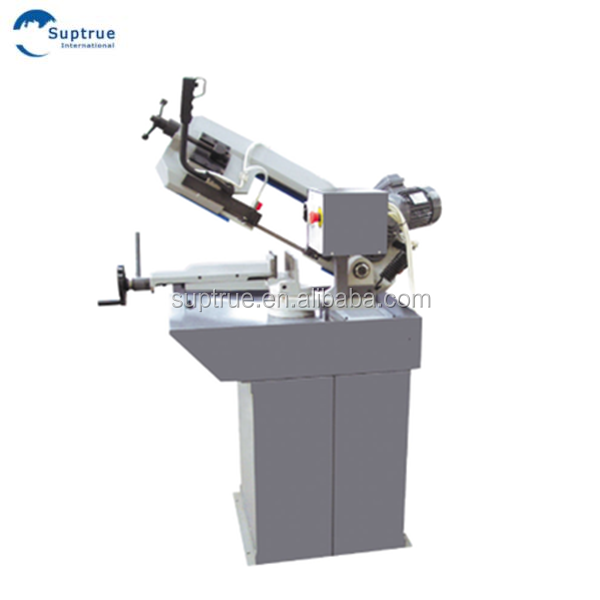 Band Saw For Metal Cutting BS-215G Portable Band Sawing Machine
