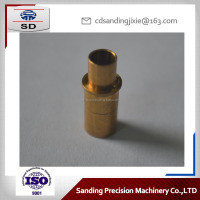 customized copper fabrication parts for medical apparatus and instruments