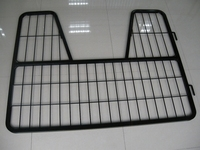 good products factory directly sale steel small horse gate panel with yoke