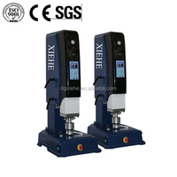 High Quality Desktop Type Ultrasonic Welding Machine for Plastic ABS PP Made in China
