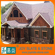Natural slate roofing paving tiles from China