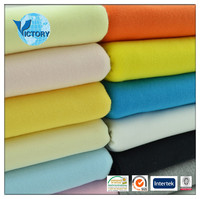 100% Cotton Interlock Knitting Fabric for Baby Clothes Garment or T shirt