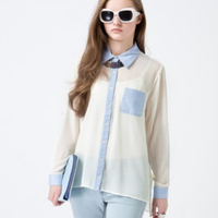 ladies smart casual blouse