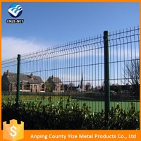 heavy gauge strong welded wire mesh fence